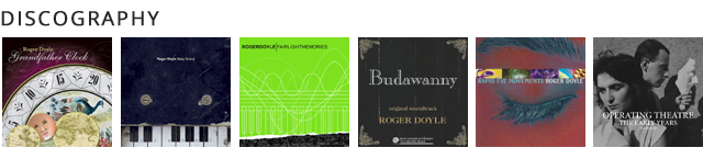 Roger Doyle Discography