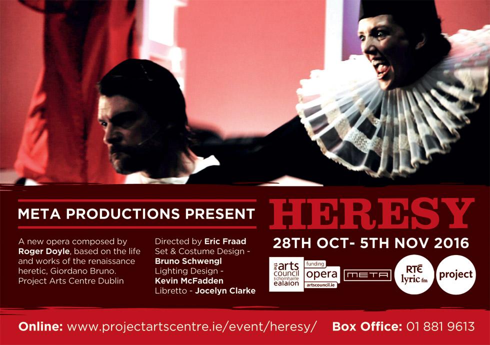 Heresy Opera